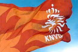 KNVB flagge