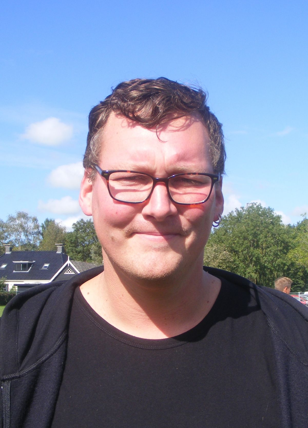 Pieter de Boer Leider