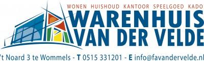 Warenhuis Van der Velde