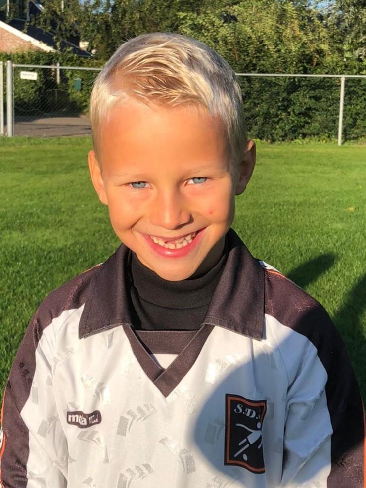 Finn Wagenaar septimber 2020